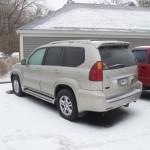 Iced Truck Rear